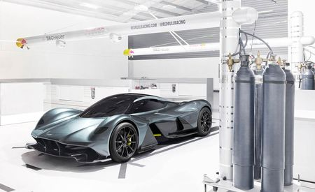 Aston Martin Will 3D-Scan Owners' Bodies for Valkyrie Seat Contours