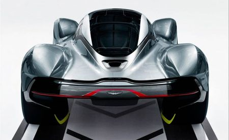 Aston Martin Readies a Wave of New Product; Here's What to Expect through 2020