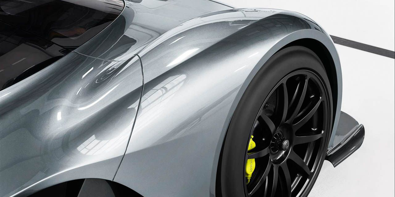 Aston Martin S Upcoming Hypercar Will Be The Valkyrie News Car