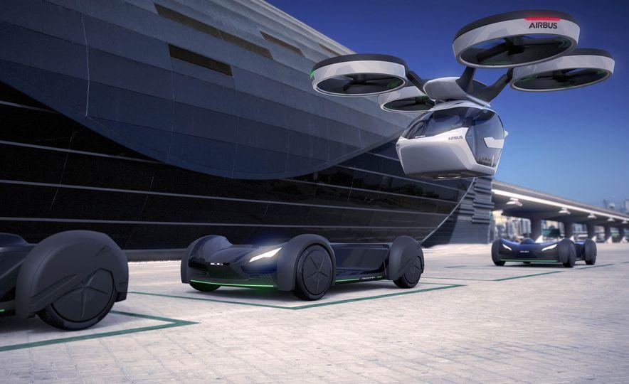 Airbus/Italdesign Pop.Up concept - Slide 6