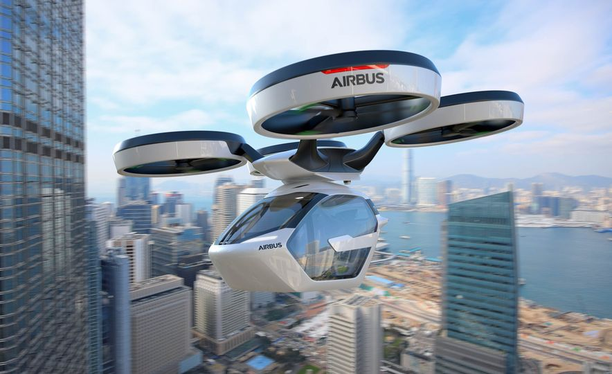 Airbus/Italdesign Pop.Up concept - Slide 7