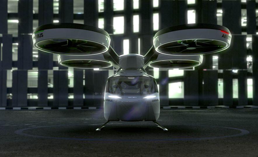 Airbus/Italdesign Pop.Up concept - Slide 10