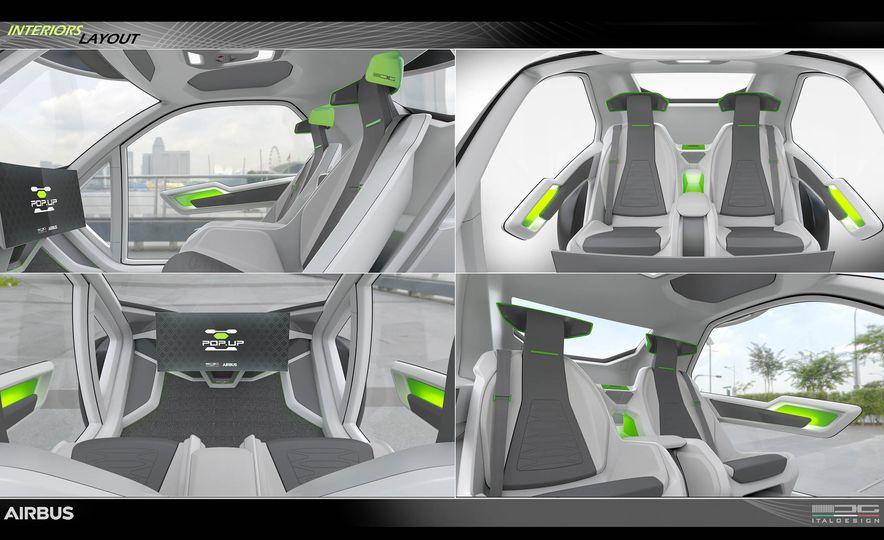Airbus/Italdesign Pop.Up concept - Slide 11