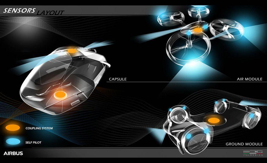 Airbus/Italdesign Pop.Up concept - Slide 13