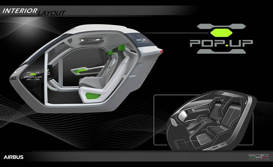 Airbus/Italdesign Pop.Up concept - Slide 14