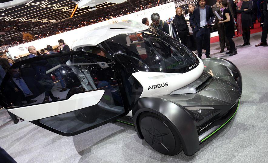 Airbus/Italdesign Pop.Up concept - Slide 2