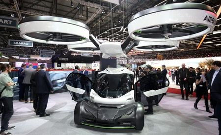 Minus the Bus: Airbus and Italdesign Make a Flying Car