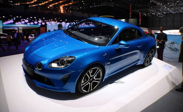 2017 Alpine A110 Pictures | Photo Gallery