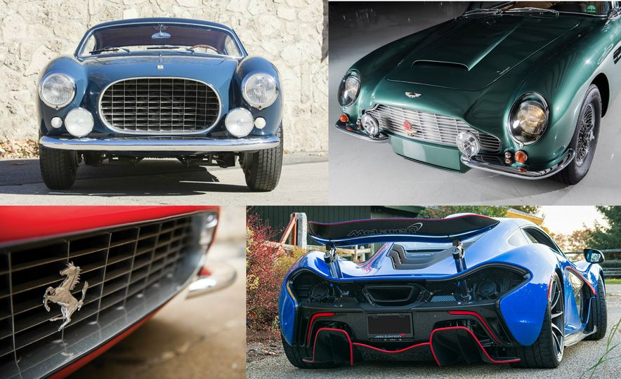 Sold! The Most Expensive Collector Cars at the 2017 Amelia Island Auctions - Slide 1
