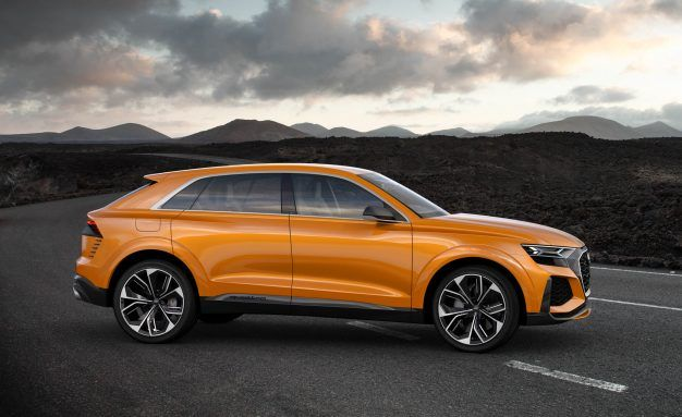 Audi Suv Models >> More Audi Rs Suvs Coming Q7 And Q8 Most Likely News Car And Driver