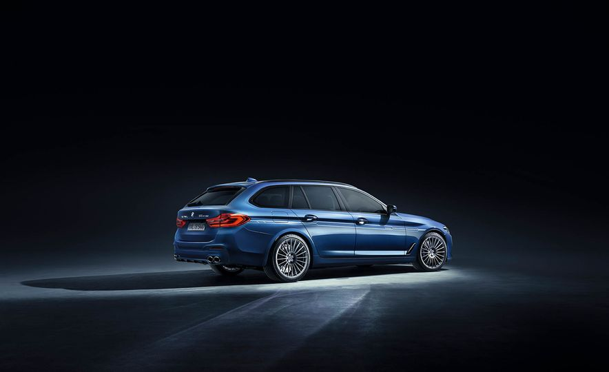 2018 BMW Alpina B5 Biturbo - Slide 70