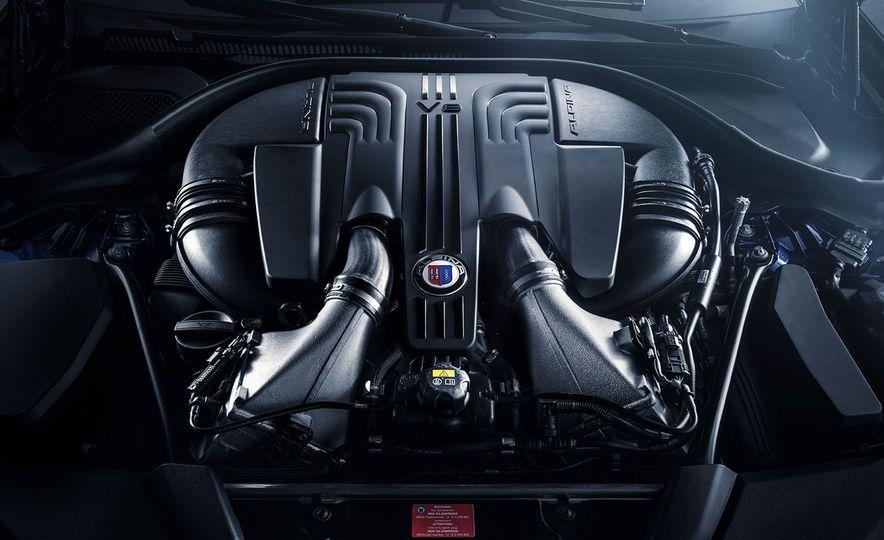 2017 BMW Alpina B5 Biturbo - Slide 10