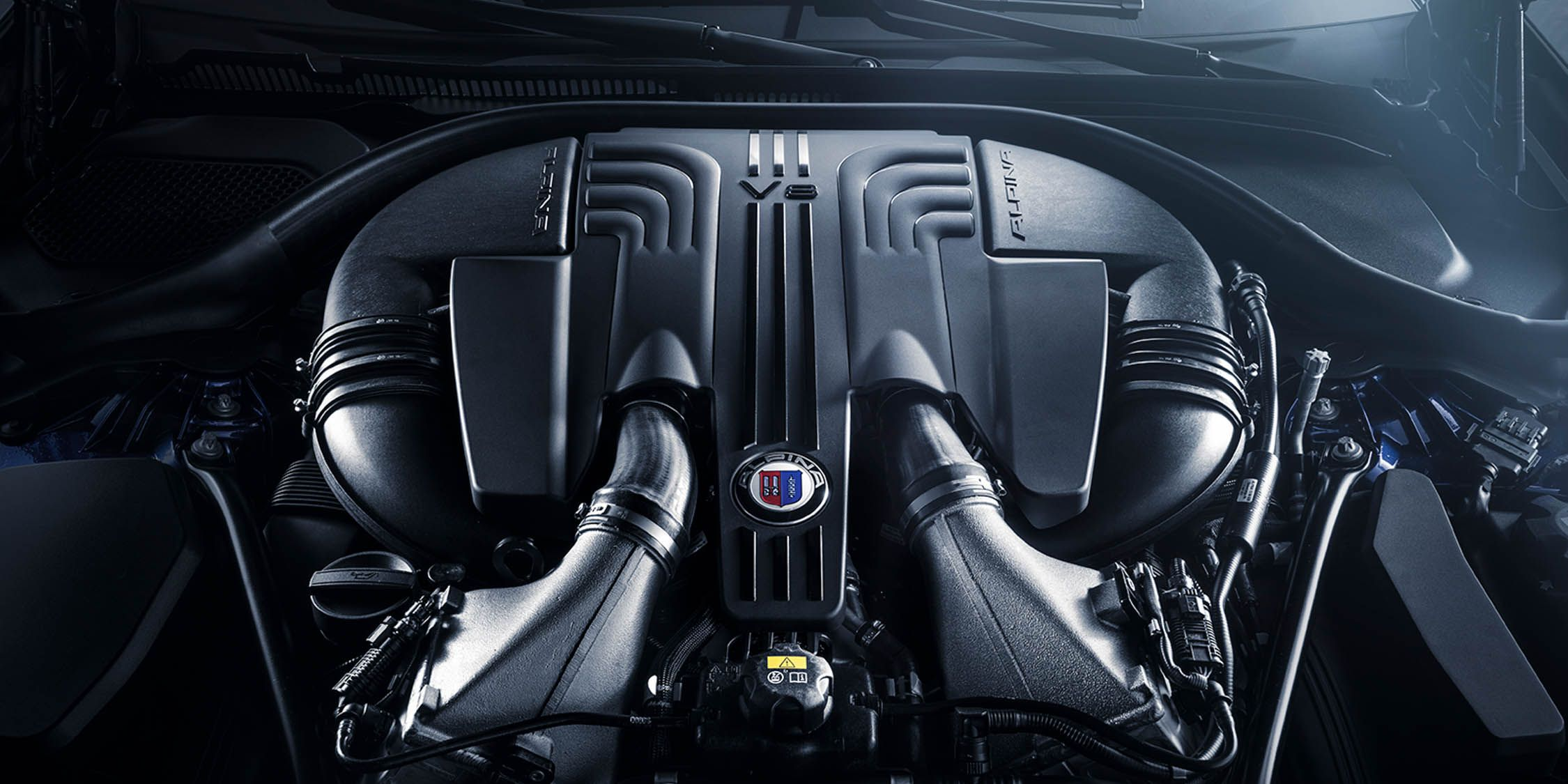 With a New BMW 5-series Come . . . Smokin' Hot New Alpina B5s!