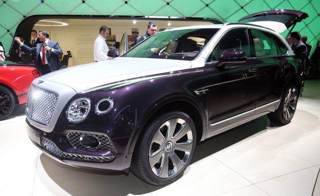 Pictures Of The New Bentley Truck Best Image Kusaboshi