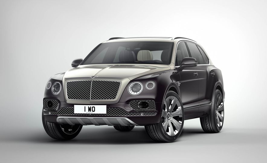2018 Bentley Bentayga Mulliner - Slide 7