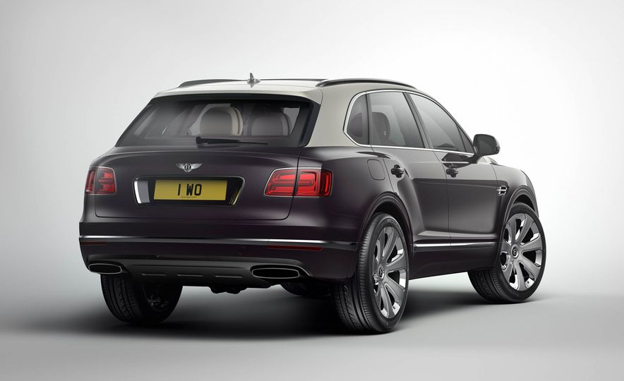 2018 Bentley Bentayga Mulliner - Slide 8