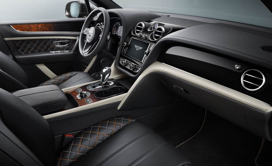 2018 Bentley Bentayga Mulliner - Slide 9