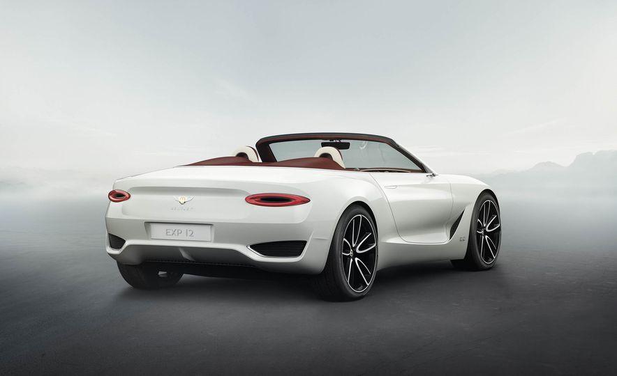 Bentley EXP 12 Speed 6e concept - Slide 3