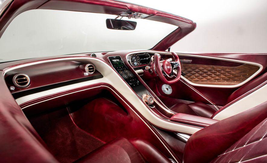 Bentley EXP 12 Speed 6e concept - Slide 4