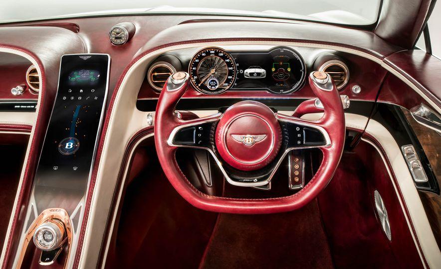 Bentley EXP 12 Speed 6e concept - Slide 6