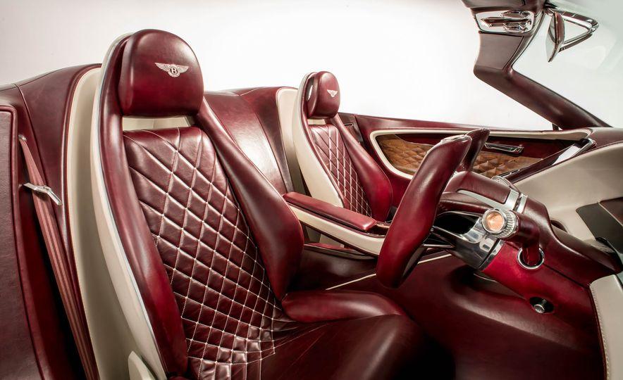 Bentley EXP 12 Speed 6e concept - Slide 7