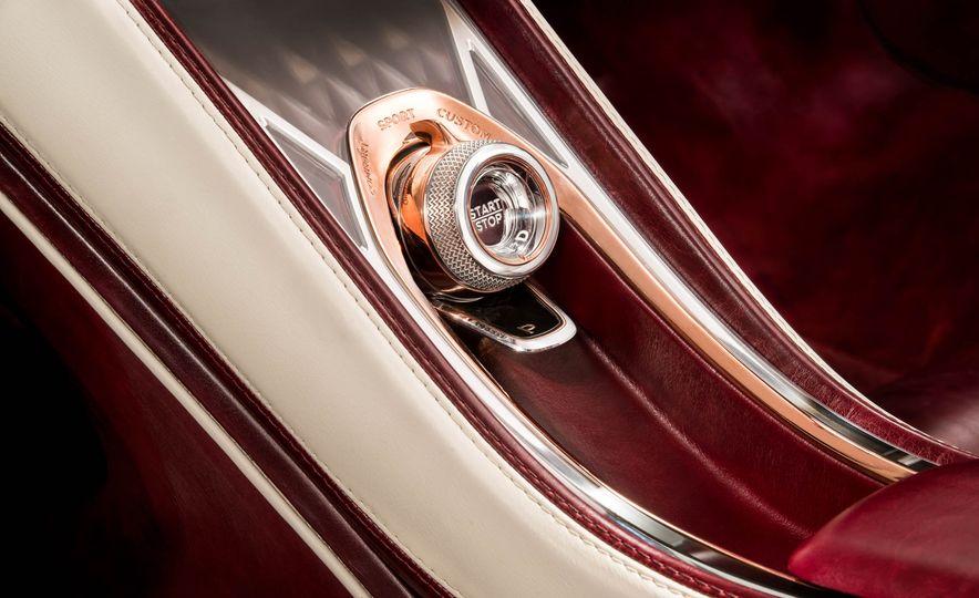 Bentley EXP 12 Speed 6e concept - Slide 8