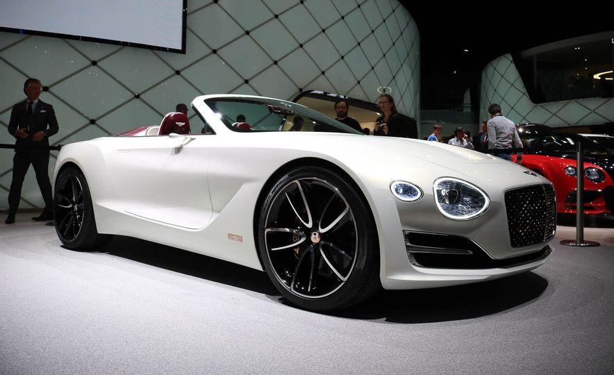 Bentley EXP 12 Speed 6e concept - Slide 1