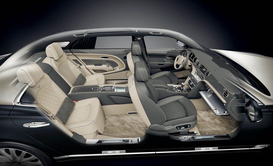 Bentley Mulsanne Hallmark Series Silver - Slide 3
