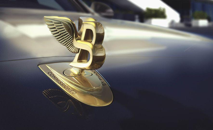 Bentley Mulsanne Hallmark Series Silver - Slide 6