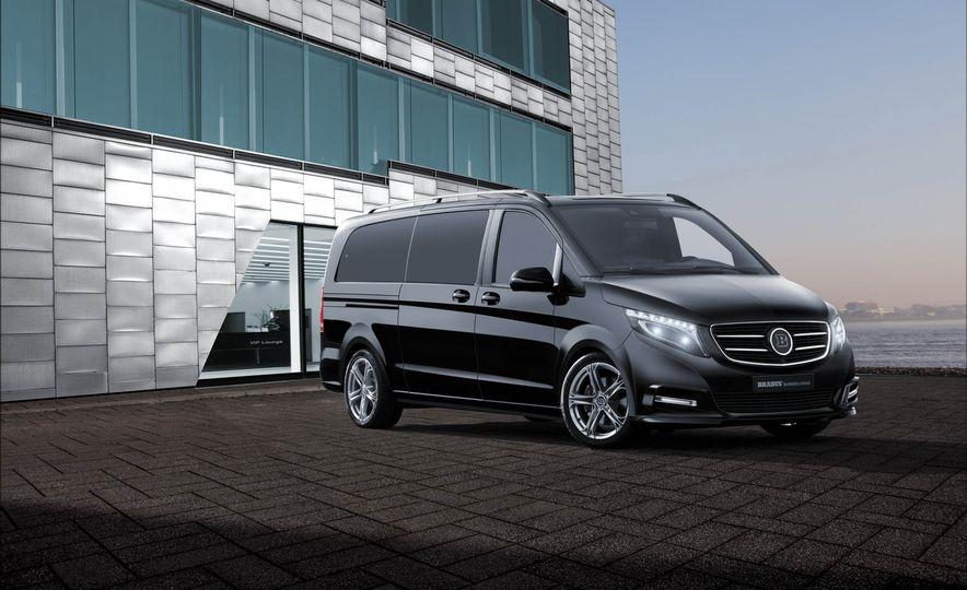Brabus Business Lounge Mercedes-Benz V-class - Slide 1