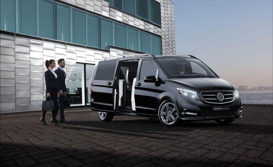 Brabus Business Lounge Mercedes-Benz V-class - Slide 2