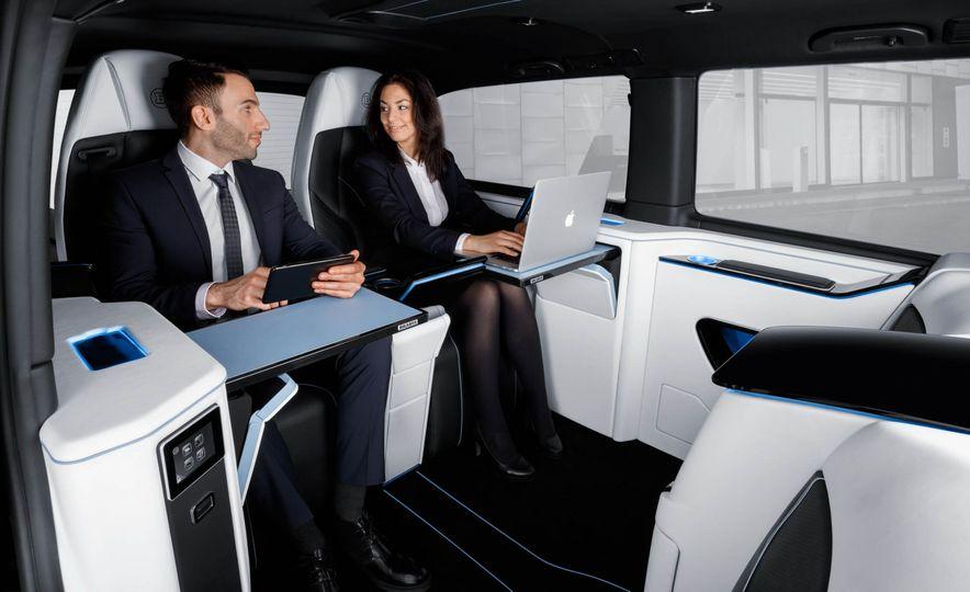 Brabus Business Lounge Mercedes-Benz V-class - Slide 5