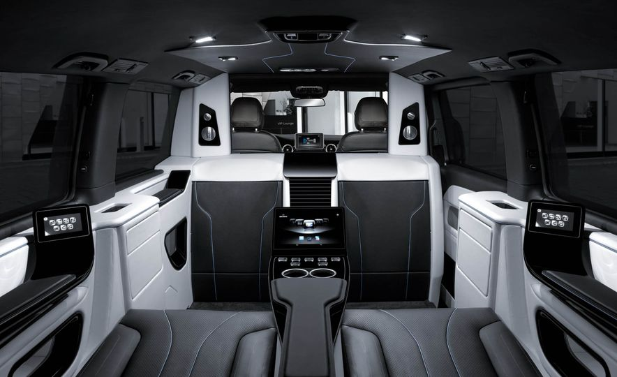 Brabus Business Lounge Mercedes-Benz V-class - Slide 7
