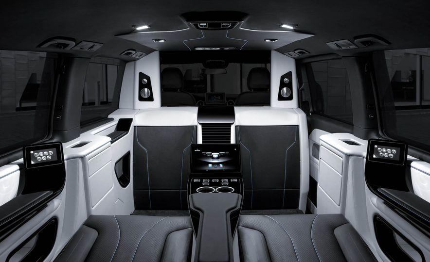 Brabus Business Lounge Mercedes-Benz V-class - Slide 8