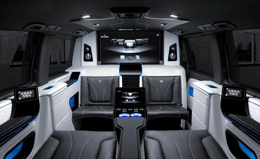 Brabus Business Lounge Mercedes-Benz V-class - Slide 9