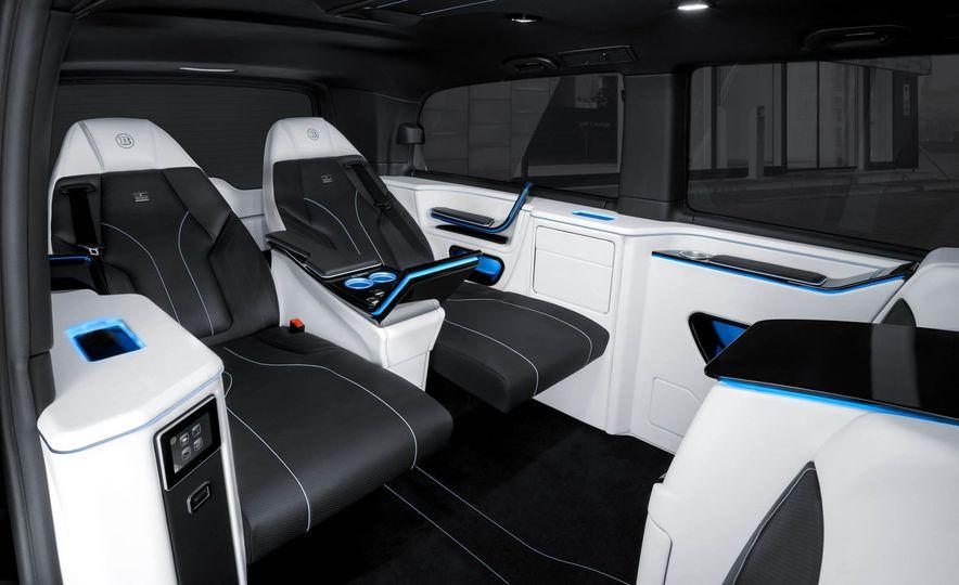 Brabus Business Lounge Mercedes-Benz V-class - Slide 11