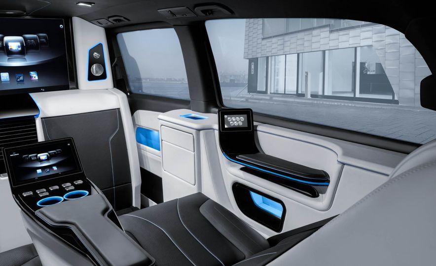 Brabus Business Lounge Mercedes-Benz V-class - Slide 14