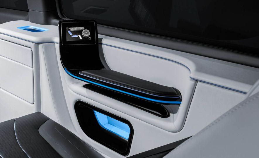 Brabus Business Lounge Mercedes-Benz V-class - Slide 15