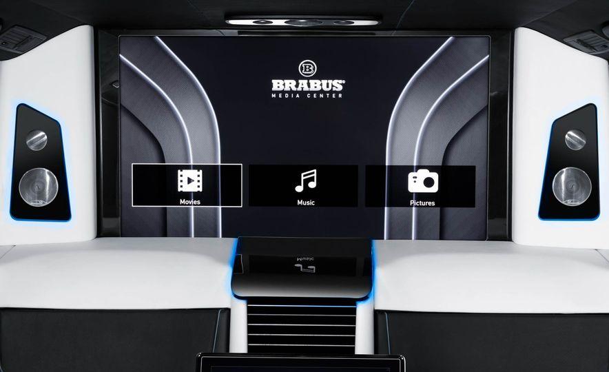 Brabus Business Lounge Mercedes-Benz V-class - Slide 16