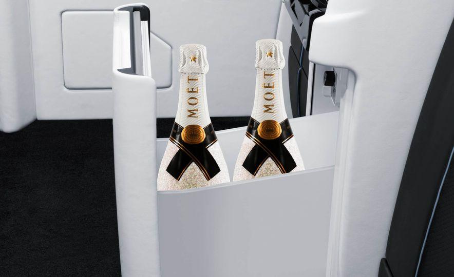 Brabus Business Lounge Mercedes-Benz V-class - Slide 19