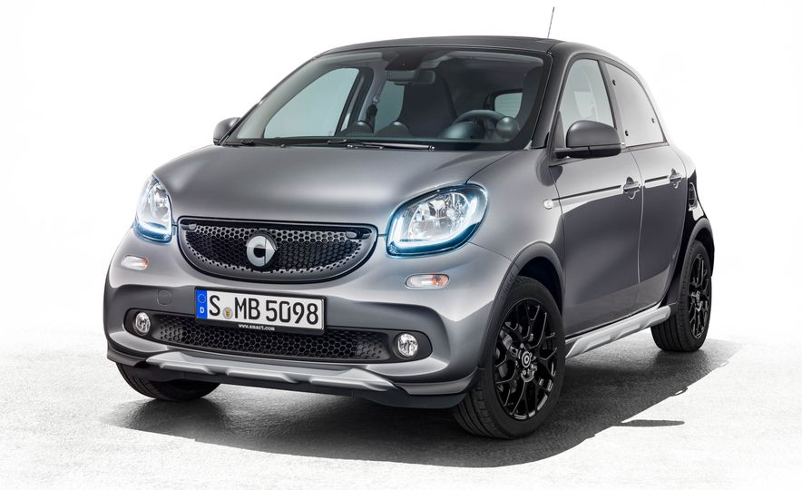 2017 Smart Fortwo cabriolet Brabus Edition #2 - Slide 17