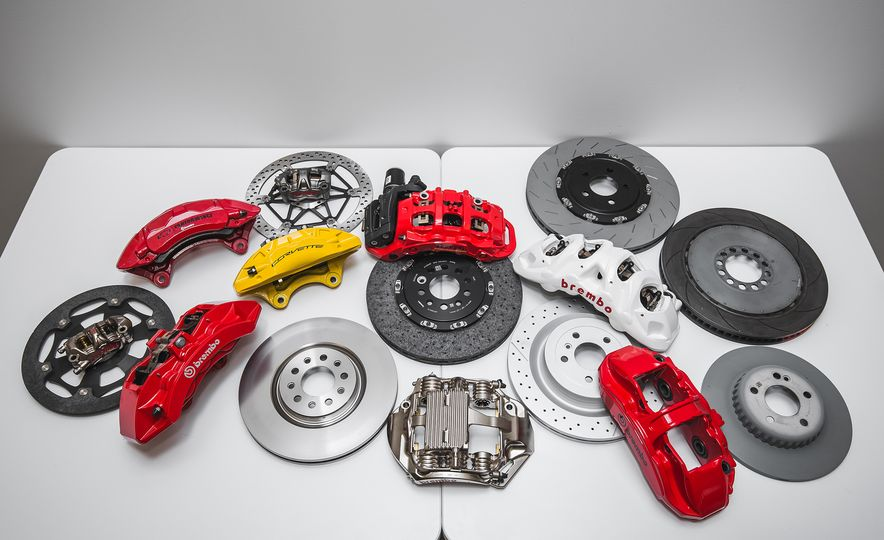 What's Stopping You? Take Our Deep Dive into Brake System Materials to Find Out - Slide 1