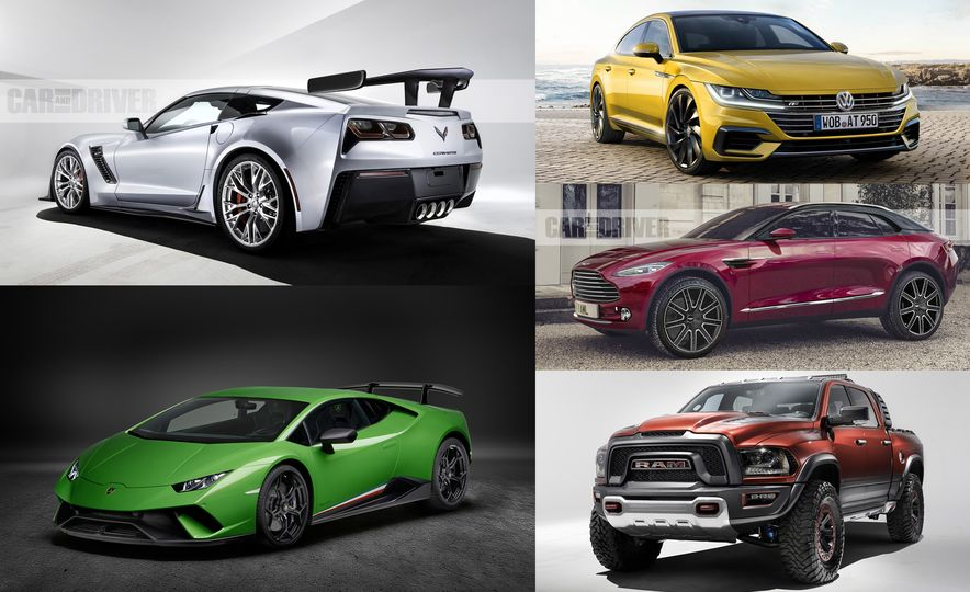In Pictures: 25 Cars Worth Waiting For 2017–2021 - Slide 1