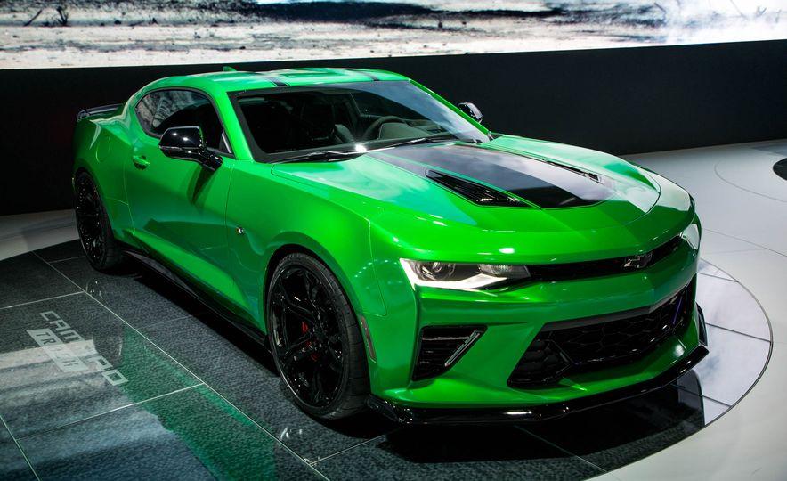 Chevrolet Camaro Track concept - Slide 2