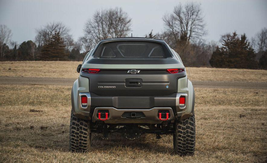 Chevrolet Colorado ZH2 Fuel Cell concept - Slide 36