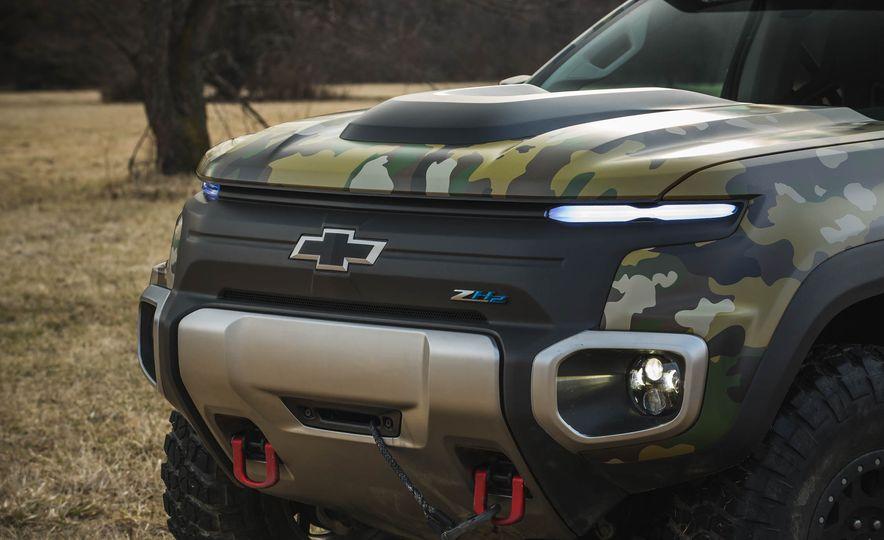 Chevrolet Colorado ZH2 Fuel Cell concept - Slide 37