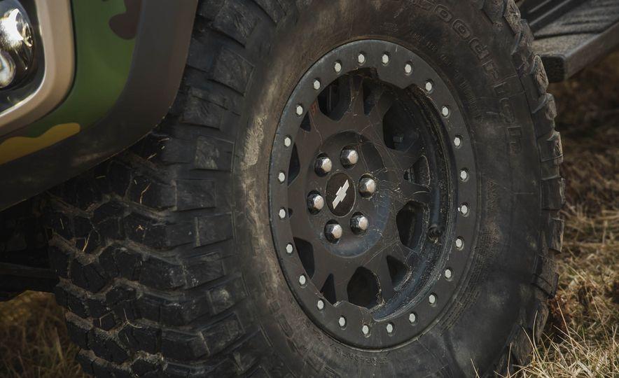 Chevrolet Colorado ZH2 Fuel Cell concept - Slide 38