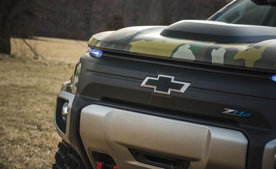 Chevrolet Colorado ZH2 Fuel Cell concept - Slide 39