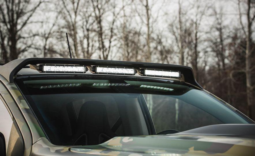 Chevrolet Colorado ZH2 Fuel Cell concept - Slide 40