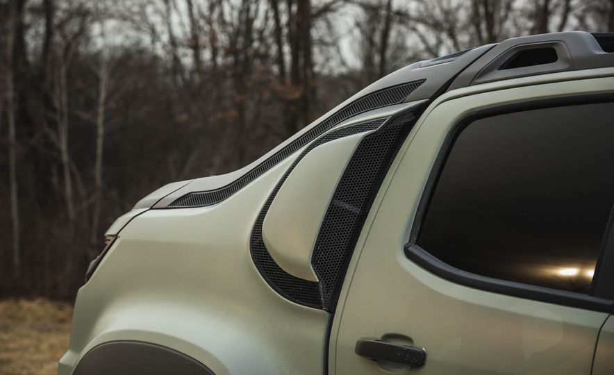 Chevrolet Colorado ZH2 Fuel Cell concept - Slide 41